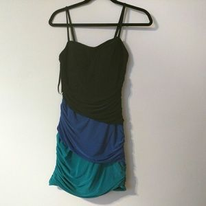 As You Wish Sz S Made in USA Blue
